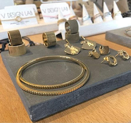V DESIGN LAB Jewellery at Collab Zurich