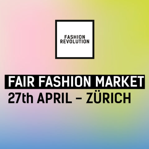 V DESIGN LAB Jewellery at the Fashion Revolution Market Saturday 27th April at Transitareal Zurich