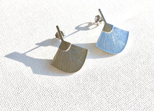 Abanicos Earrings Medium (Ventagli)