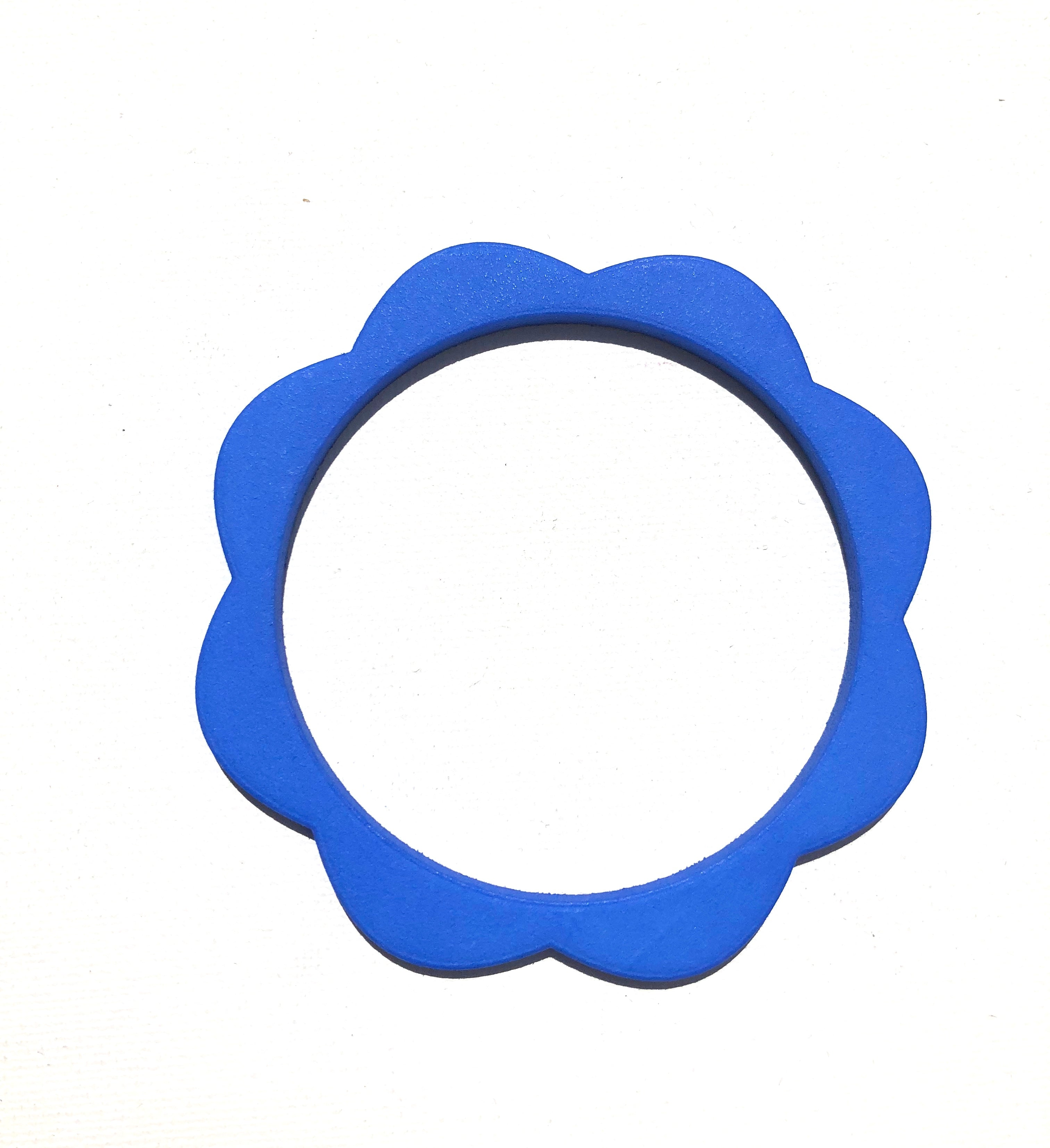 FLOWER POWER 3D Printed Bangle