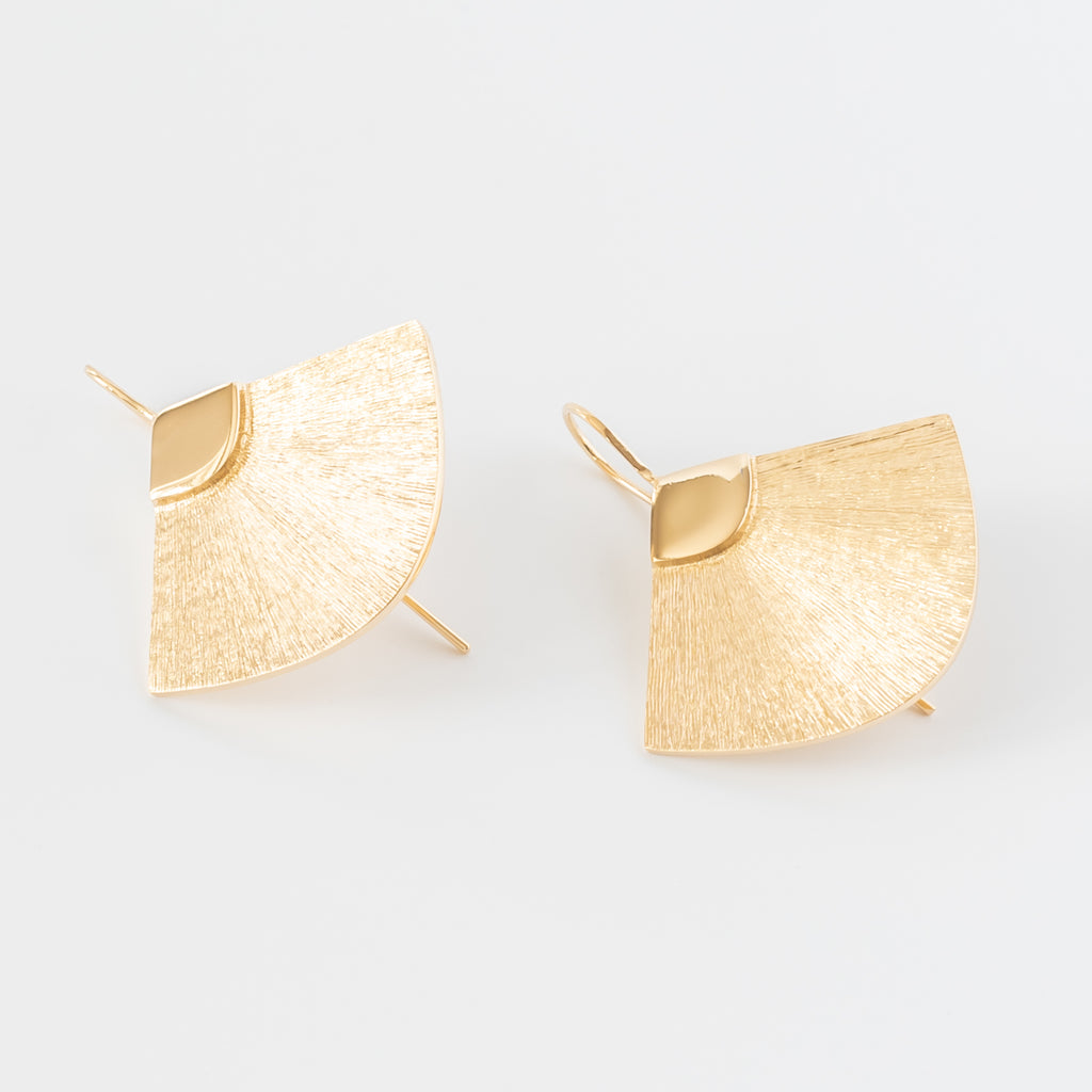 Abanicos Pendant Earrings (Ventagli)