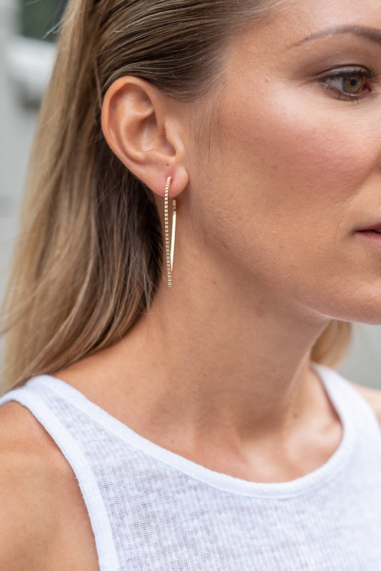 INGRANAGGI Pinnacle Earrings