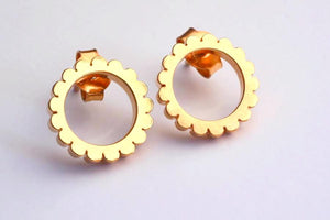 INGRANAGGI Stud Earrings