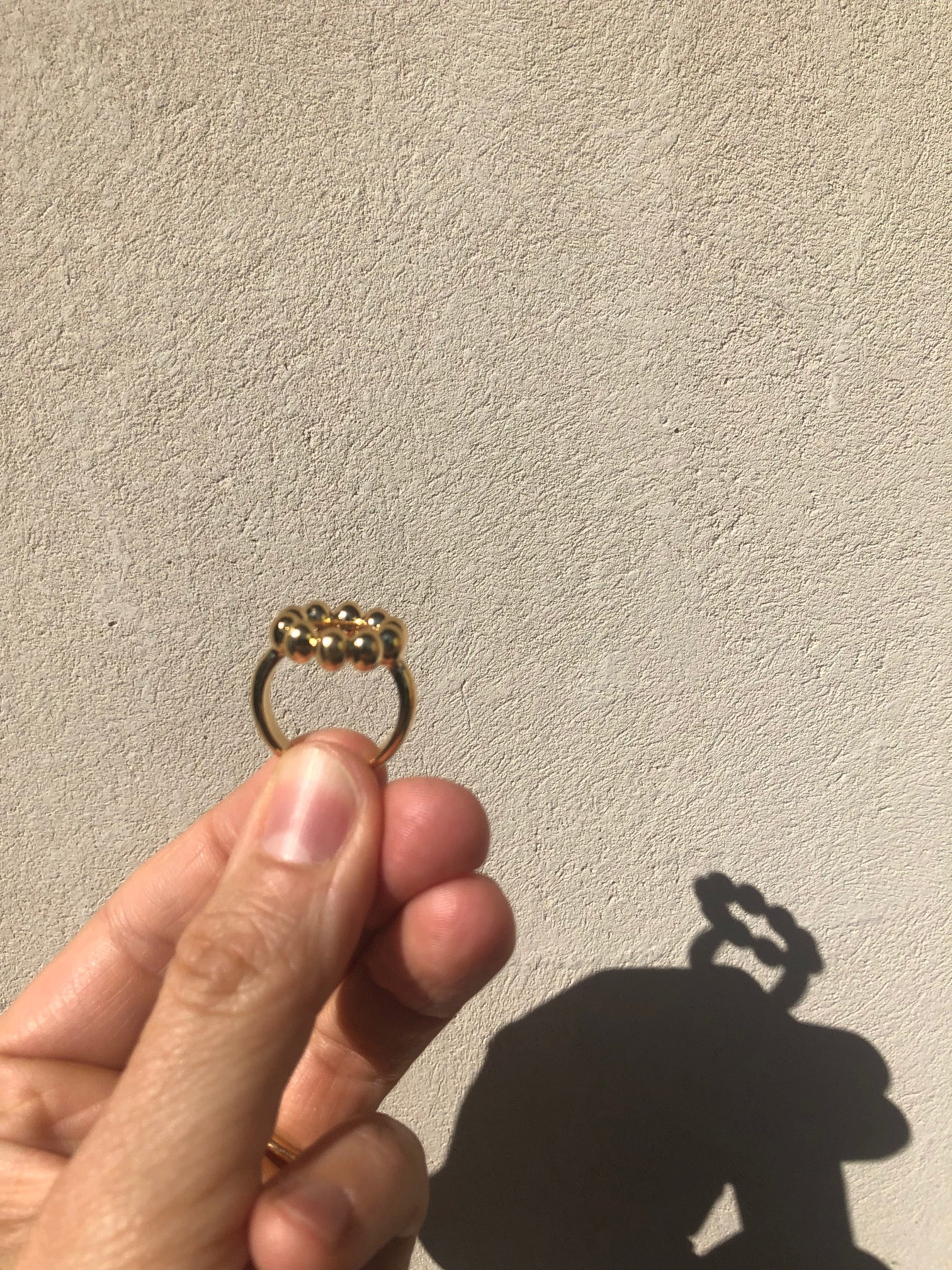 Reborn (Dali') Crown Ring