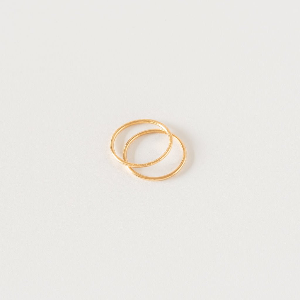 ESSENTIALS Thin Ring