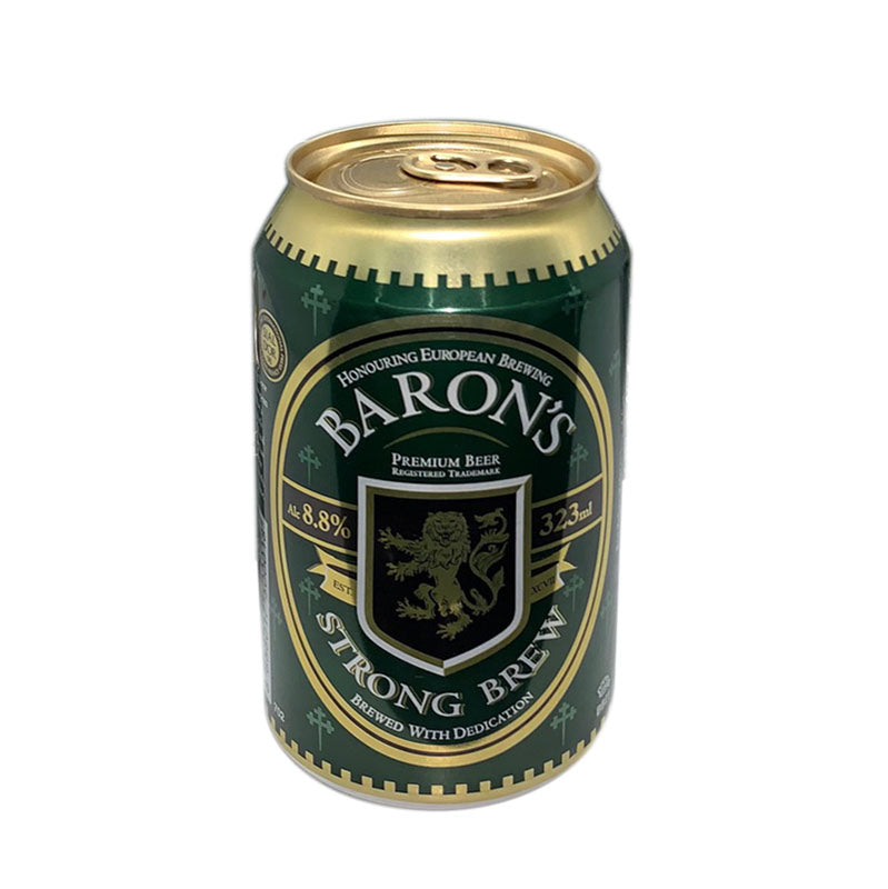 Baron S Strong Brew 323ml