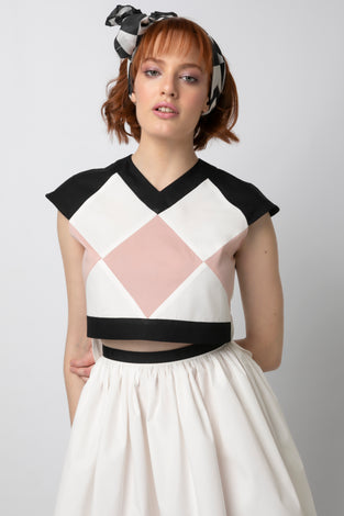 GIRLY GEOMETRY COTTON CAPSULE COLLECTION