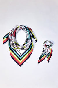 The Precious Silk Scarf
