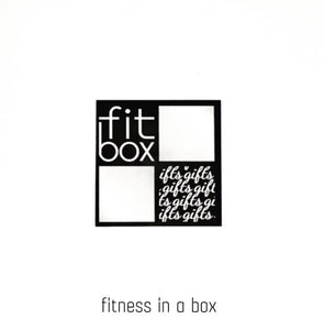 FitBox Gifts