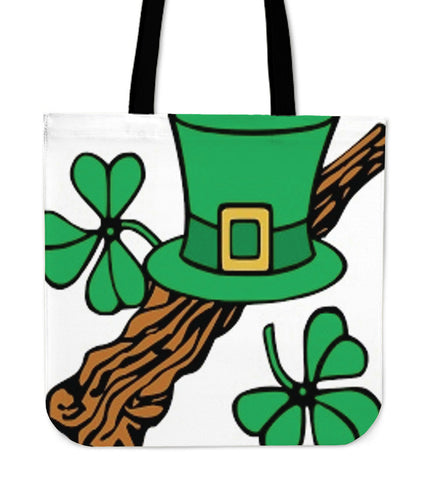 St Patrick's Day Tote Bags