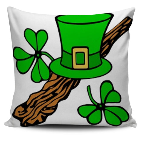 St Patrick's Day Throw Pillow Covers