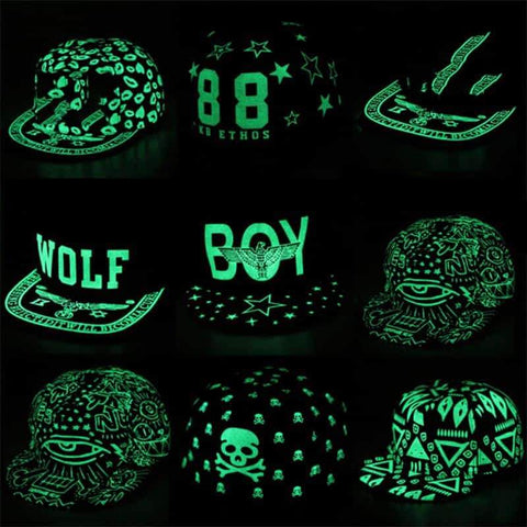 Cool Luminous Baseball Cap