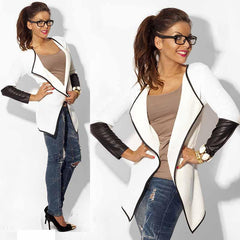 New Fashion Women Long Sleeve Jacket Cardigan