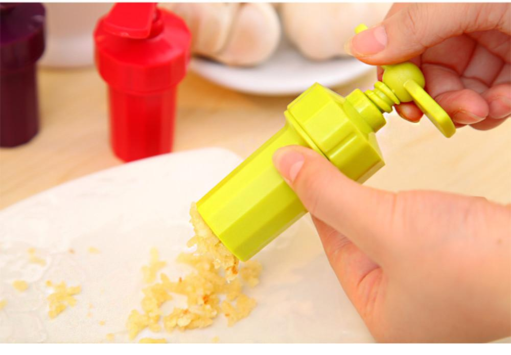 New Kitchen Ginger Garlic Manual Press