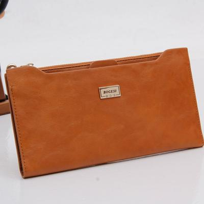 New Zipper Women Wallet
