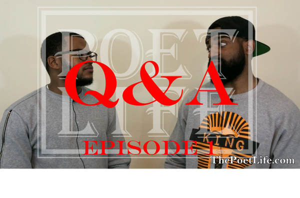 The Poet Life Q&A Ep 1 | Should Likes And Comments Affect Your Art?