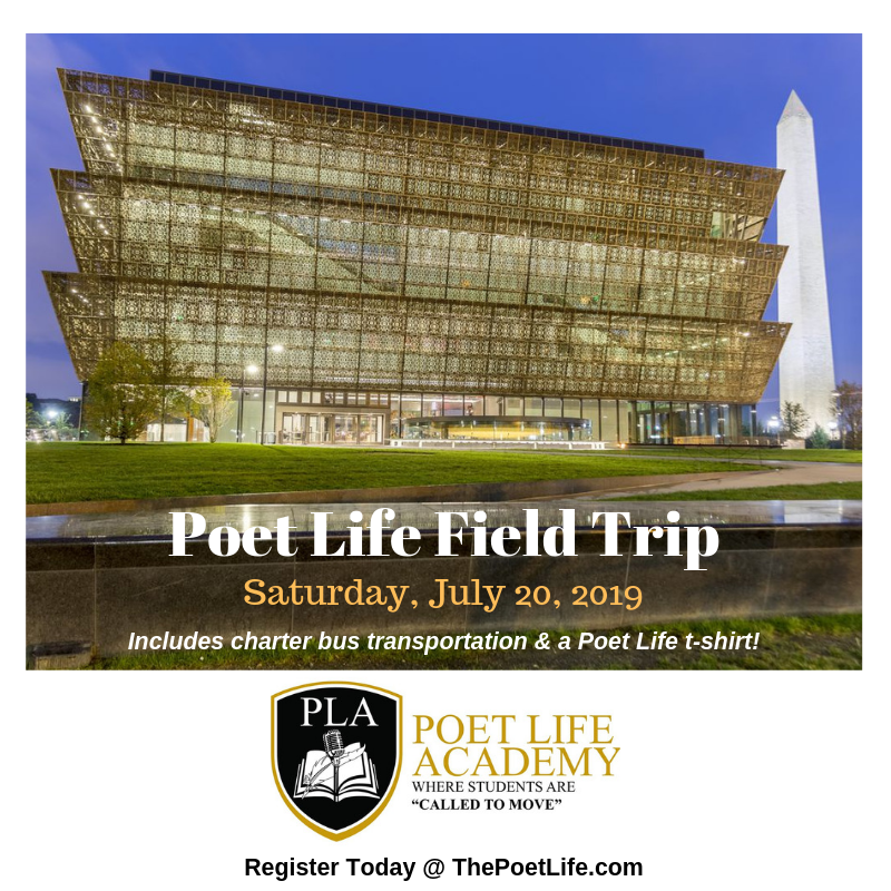Field Trips With The Poet Life Academy