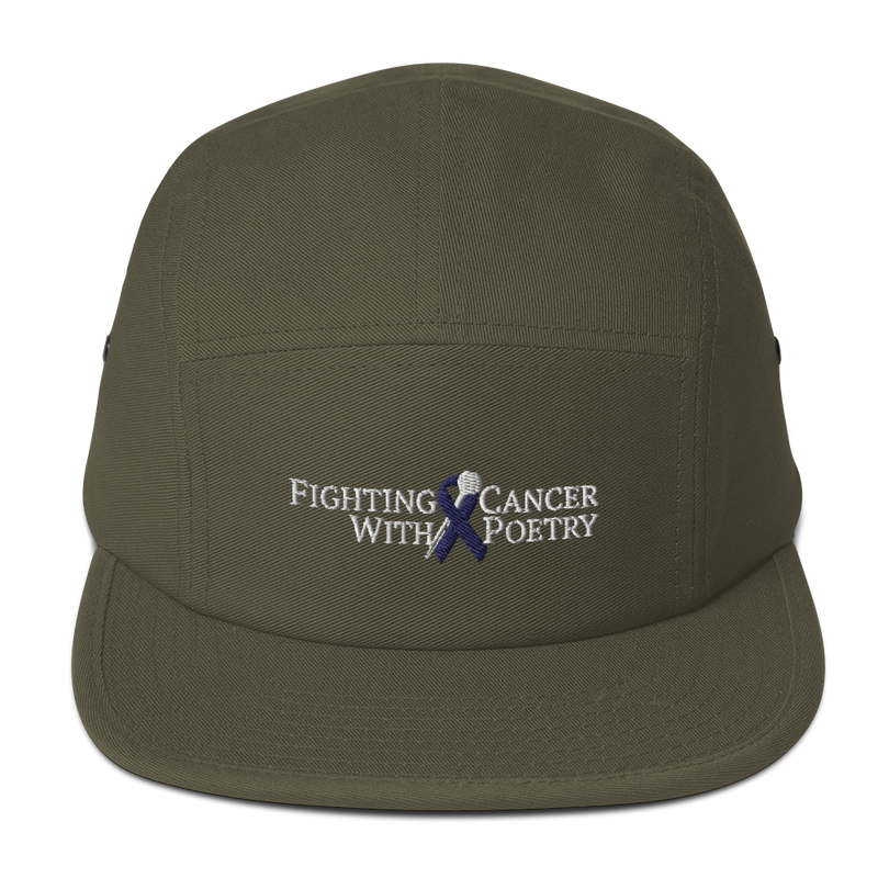 Fighting Cancer With Poetry Dad Hats (Colorectal)