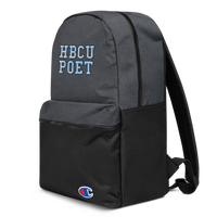HBCU Embroidered Champion Backpack