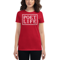 Poet Life Signature Women's Short Sleeve T-shirt