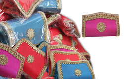 90 Clutch purse for a Mehendi Function