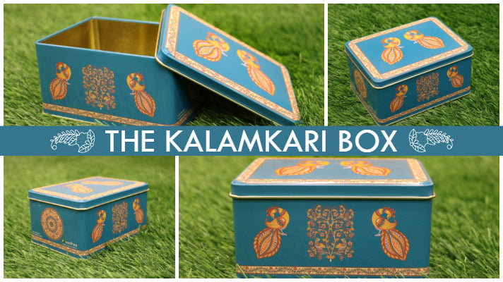 The Kalamkari Box - Navrathri 2019