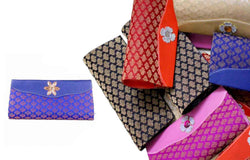 Clutch Purses as Return Gift for Baby Shower Function