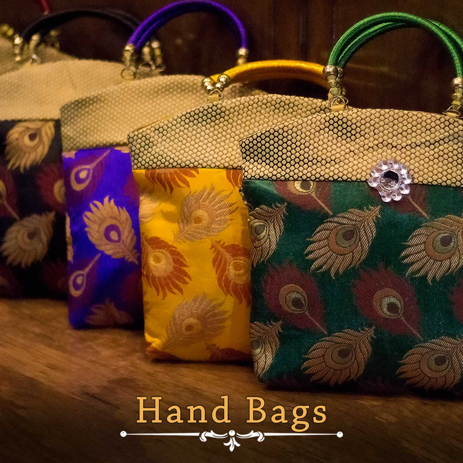 Hand Bags Return Gift For Wedding, Baby Shower By Wedtree
