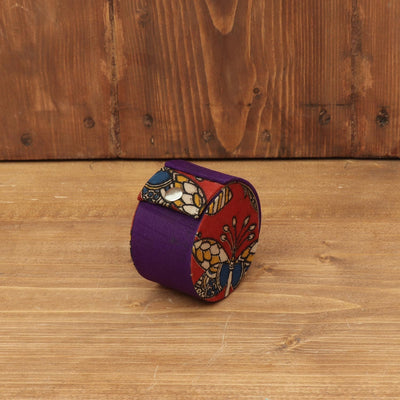 Bangle Holder with Kalamkari Design Mini - W3786 W3786 Return gift at $0.98