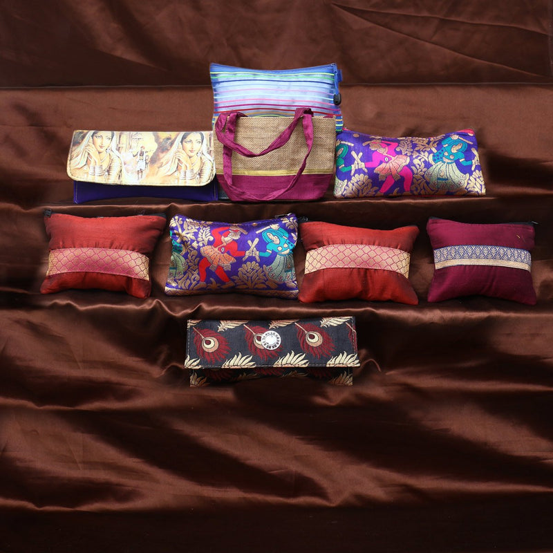 Assorted Purse Pack Of 9 - AP0612