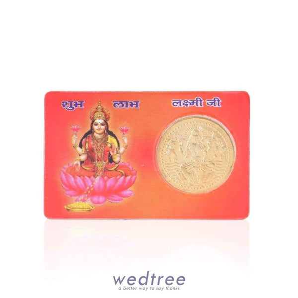 Atm Card - Gold Coin Divine Return Gifts