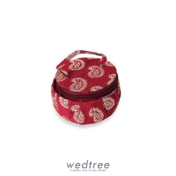 Bangle Box Brocade Prints Jewellery Holder