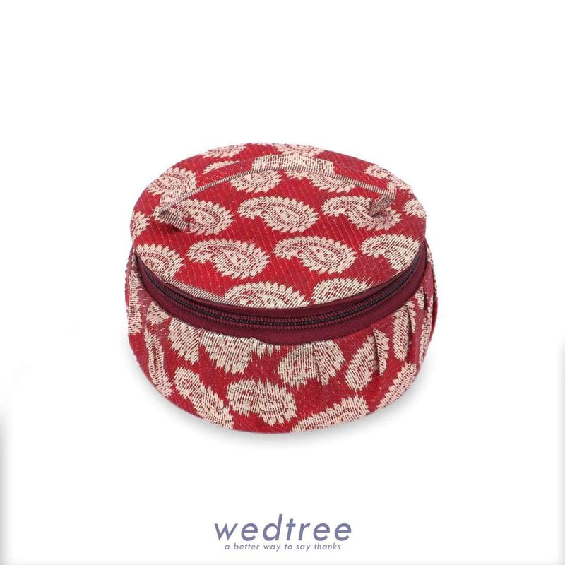 Bangle Box - Mango Brocade Print W3077 Jewellery Holder