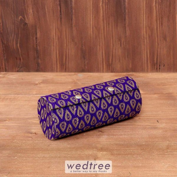 Bangle Holder With Brocade Print Large - W3792 Jewellery