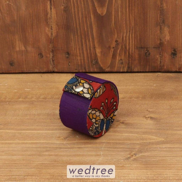 Bangle Holder With Kalamkari Design Mini - W3786 Jewellery