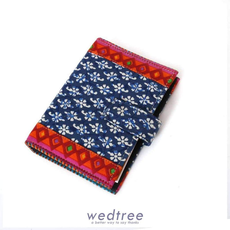 Block Printed Diary Book Utility Return Gifts