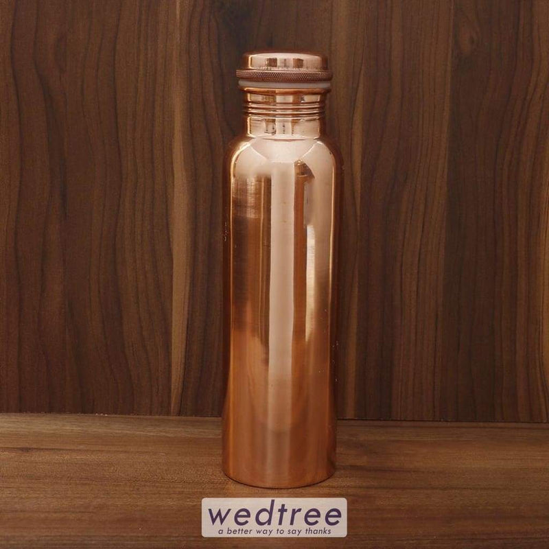 Copper Bottle - W4511 Utensils