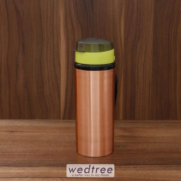 Copper Plain Sipper Bottle - W4514 Utensils