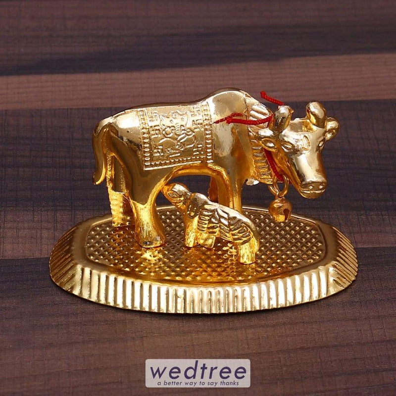 Cow And Calf Small - W4177 Divine Return Gifts
