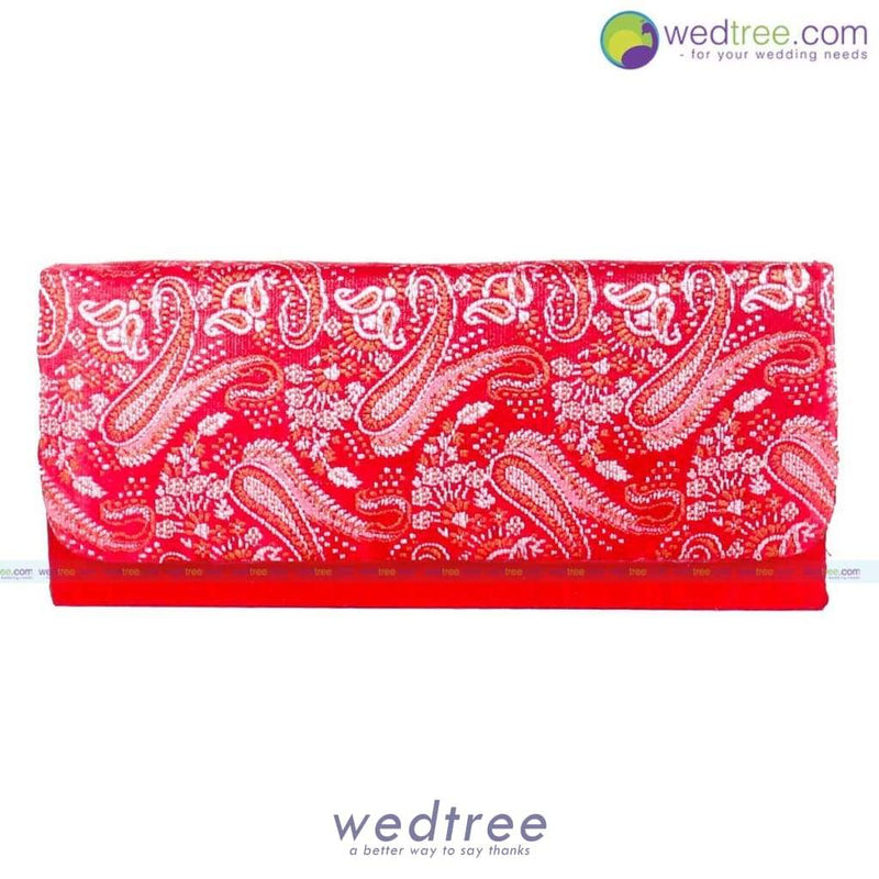 Designer Wallet - Mango Design Medium Clutches & Purses
