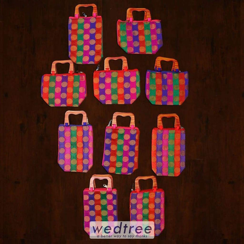 Hand Bag Assorted Set Of 10- Ap0255 Sets