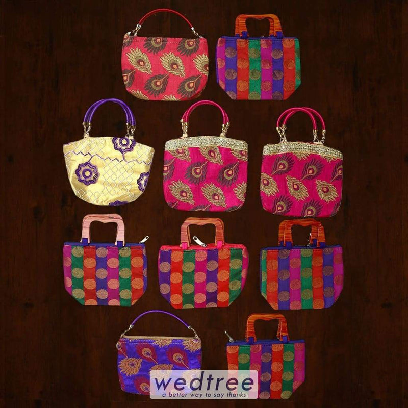 Hand Bag Assorted Set Of 10- Ap0270 Sets