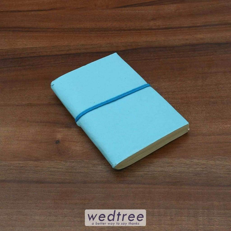 Hand Made Paper Diary 6 X 3.5 Inch Utility Return Gifts