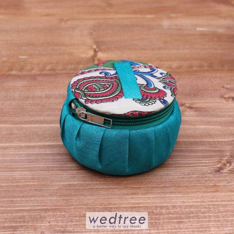 Kalamkari Bangle Box - W3145 Jewellery Holder