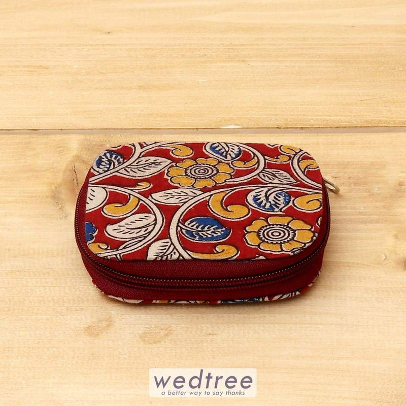 Kalamkari Rectangle Bangle Holder - W4402 Jewellery Holder