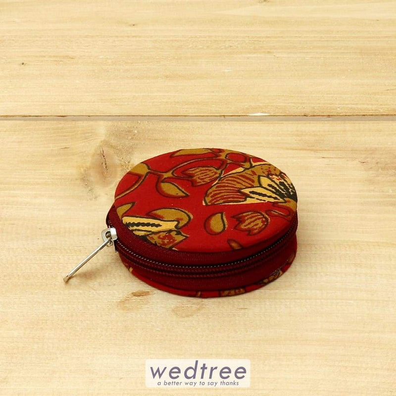 Kalamkari Trinket Box - W4399 Utility Return Gifts