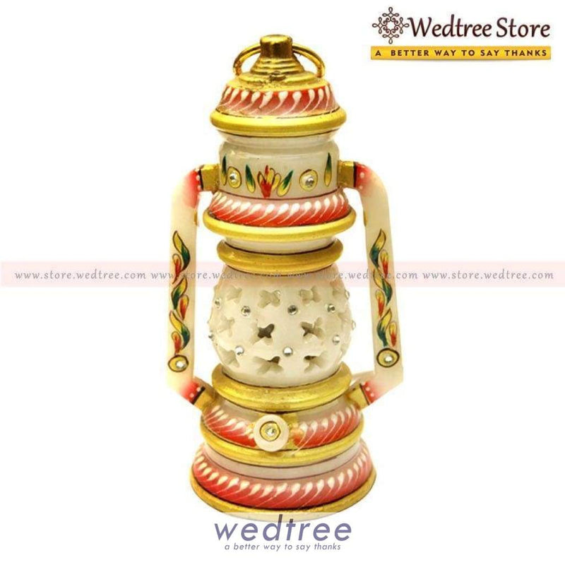 Marble Lantern Small Home Decors