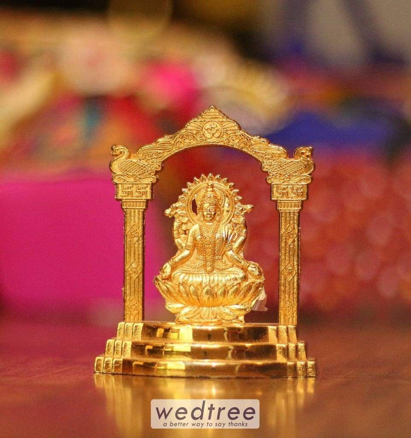 Murthi - Lakshmi In Frame Small Divine Return Gifts