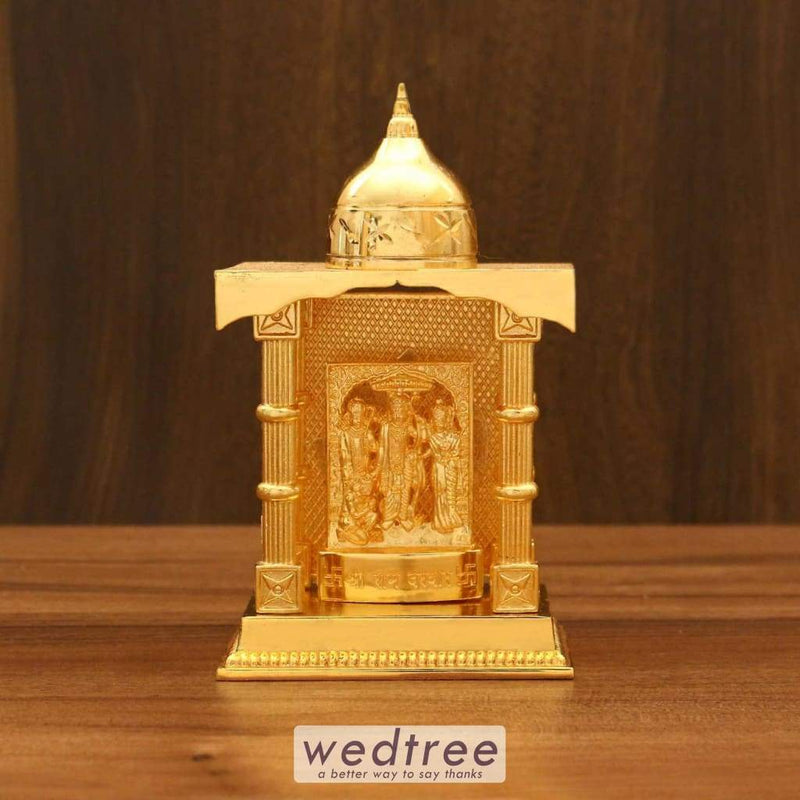 Murthi - Ram Darbar In Mandap Small Divine Return Gifts