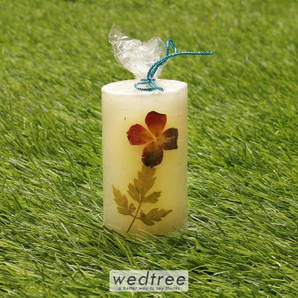 Pillar Scented Candle Small - W4566 Candles